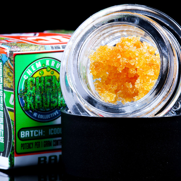 Chem Krush Cannabis Concentrate