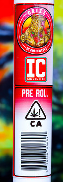 IC Collective Grizz Pre Roll