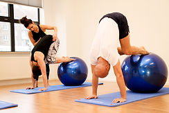 Small group pilates
