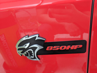 2017 Hellcat gets some special touches!