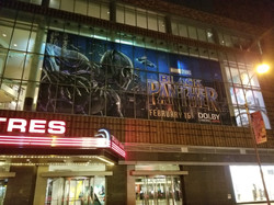 Black Panther AMC Theater