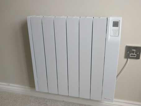 Smart electric heating