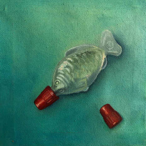 Plastic Catch No 19