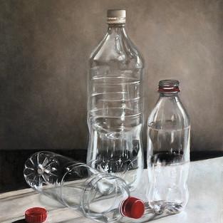 We use 1 million plastic bottles every minute