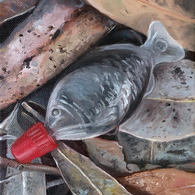 Plastic Catch No. 2