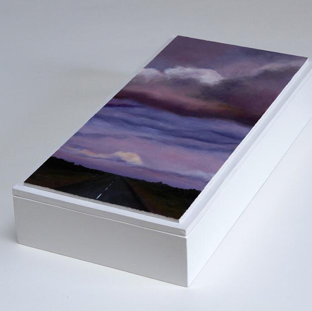 Carbon Clouds artist book
