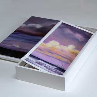 Carbon Clouds artist book