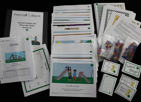 Curriculum Kit: Levels 6-8