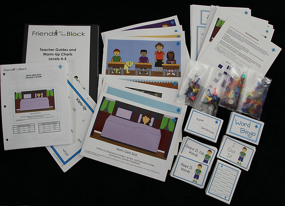 Curriculum Kit: Levels 4-5