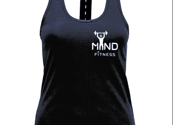 MiND FiTNESS Women's TriDri® Performance Strap Back Vest