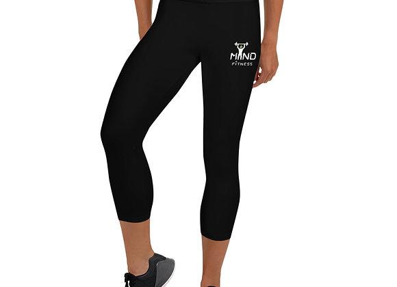 MiND FiTNESS Yoga Capri Leggings