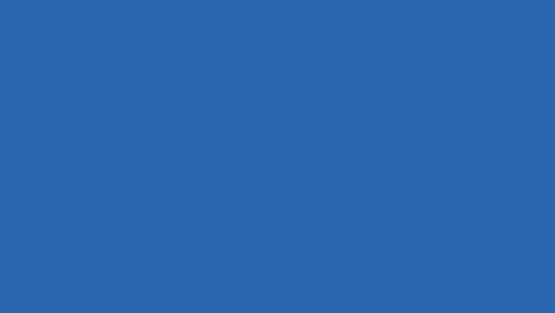azul pleno