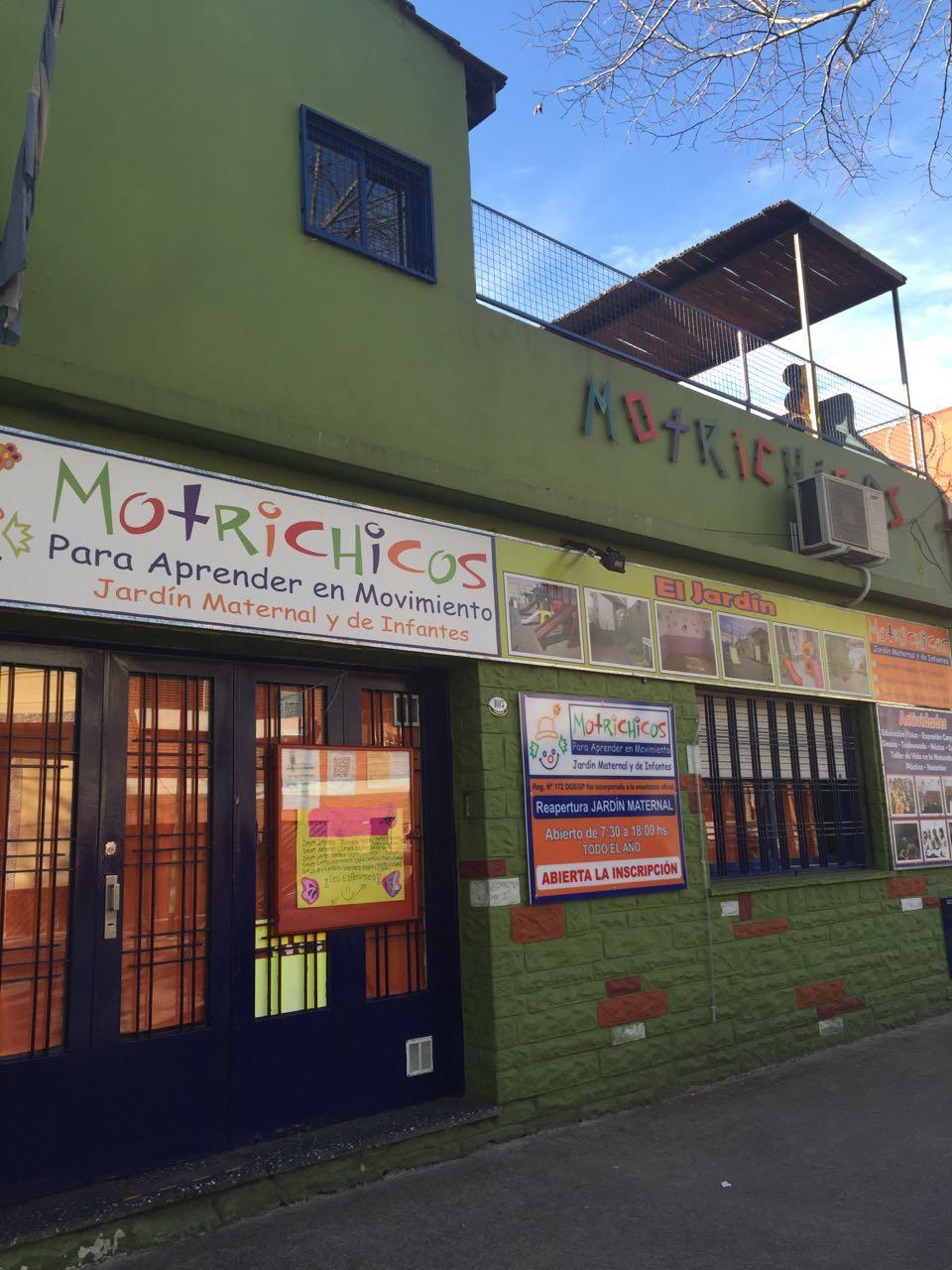 Jardín de infantes Motrichicos