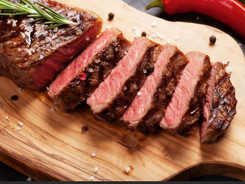 Grass-finished Beef Top Sirloin Steak
