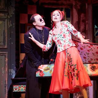 Brigitte Heuser as Rosina and Michael Petruccelli as Count Act II duet 2.jpg