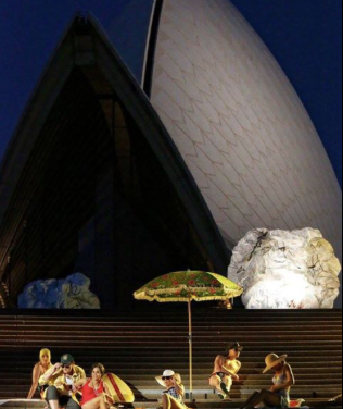 Sydney Opera House, The Opera (The Eighth Wonder)