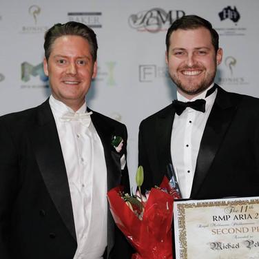 2017 RMP Aria - Prize Winner