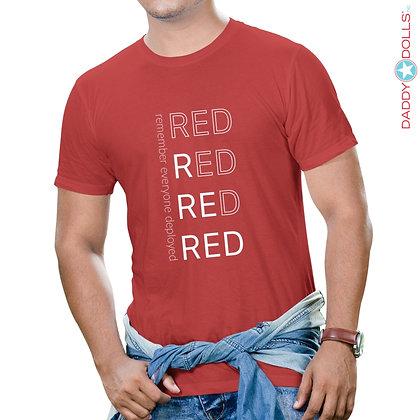 R.E.D. Shirt Project