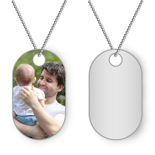 1 SIDED PHOTO TAG