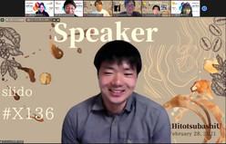 Coffee Chat- Closing  Hiroshi Nakano