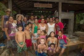 Inauguracao da Casa de Farinha RPPN Mari