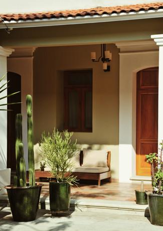 Verde hogar XTILU Oaxaca