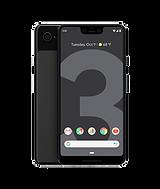 google pixel 3 xl smart phone in black
