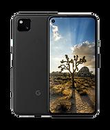 google pixel 4a in grey