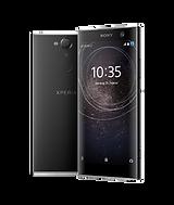 Sony Xperia XA2 in black