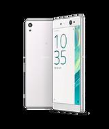 Sony Xperia XA smart phone in white