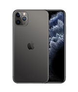 iphone 11 pro max in Grey back and front
