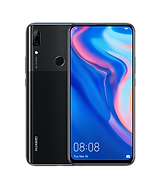 Huawei p smart in black and grey
