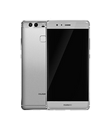 grey huawei p9 front and back