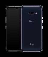 LG G8X ThinQ smart phone in black
