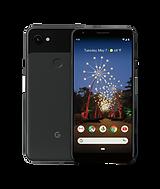 charcoal black google pixel 3a xl
