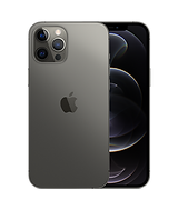 iPhone 12 Pro Max in Grey back and front