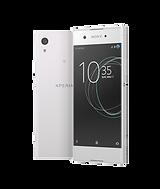 Sony Xperia XA1 in white