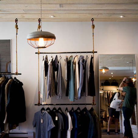 How I Shop & Not Break the Bank