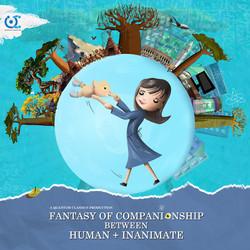 Fantasy of Companionship Between Human &