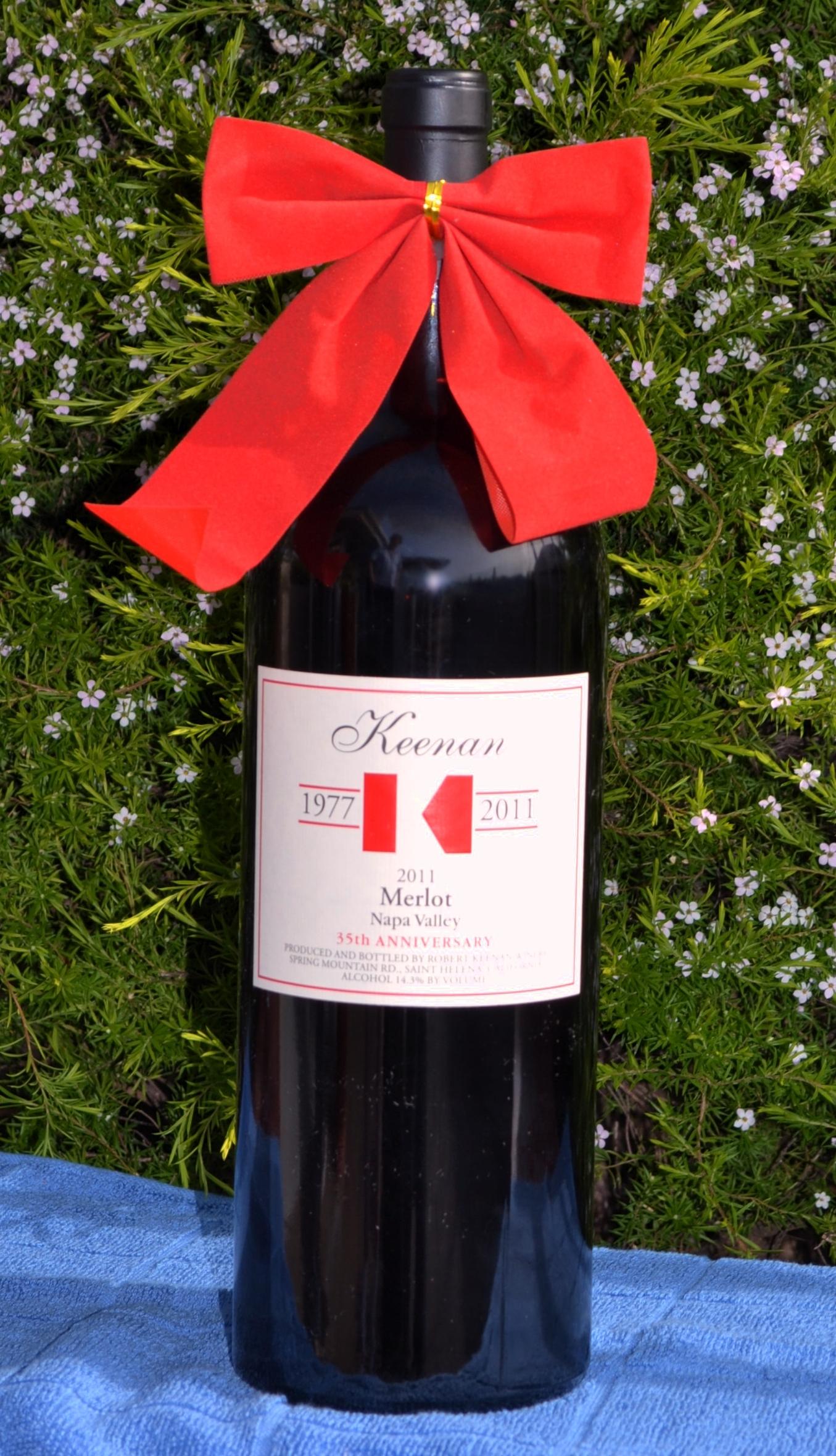 Keenan Wine Magnum 2011 Vintage