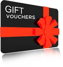 Gift Vouchers - 1