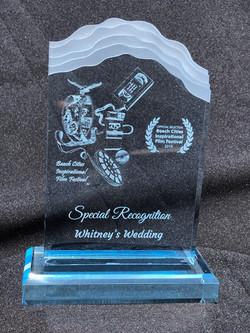 Whitney's Wedding - Award - IMG_1961