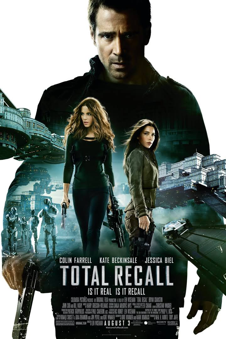 Total Recall - 2012