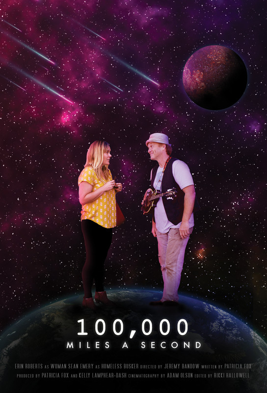 100,000 Miles A Second