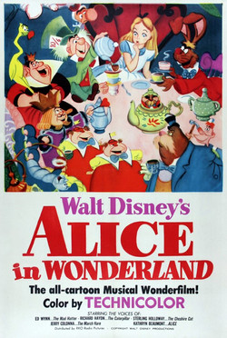 Alice in Wonderland -1951