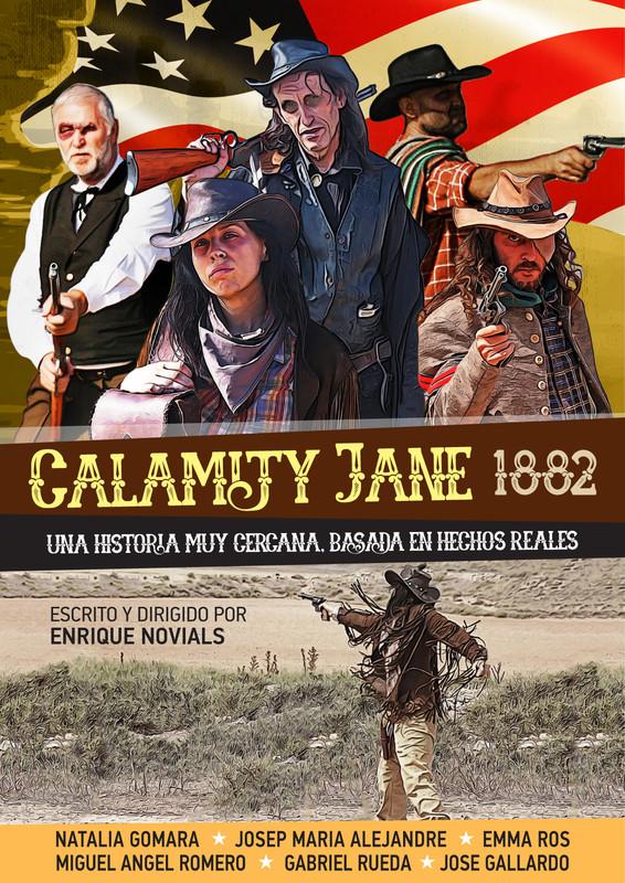 Calamity Jane 1882