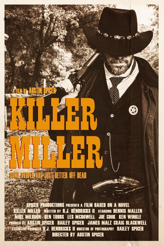 Killer Miller - Some People Are Just Better Off Dead