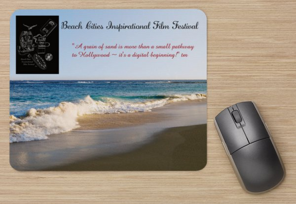 Mouse Pad - BCIFF