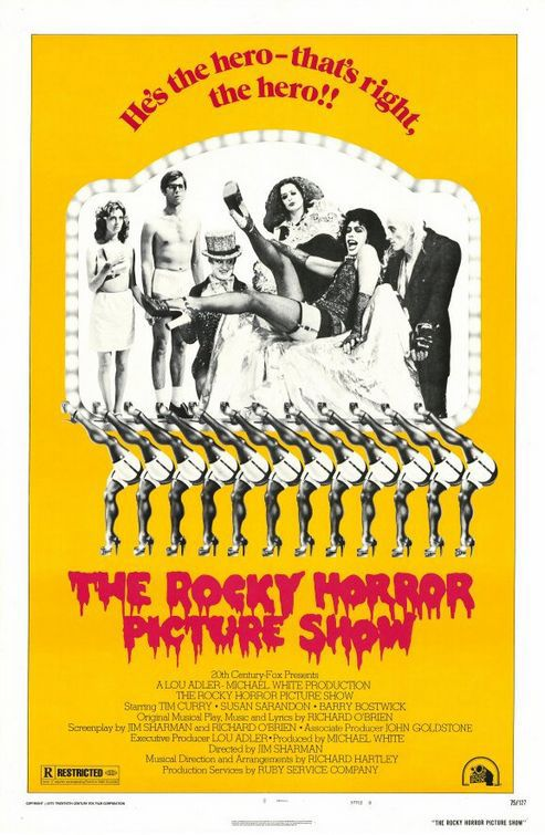 The Rocky Horror Picture Show - 1975