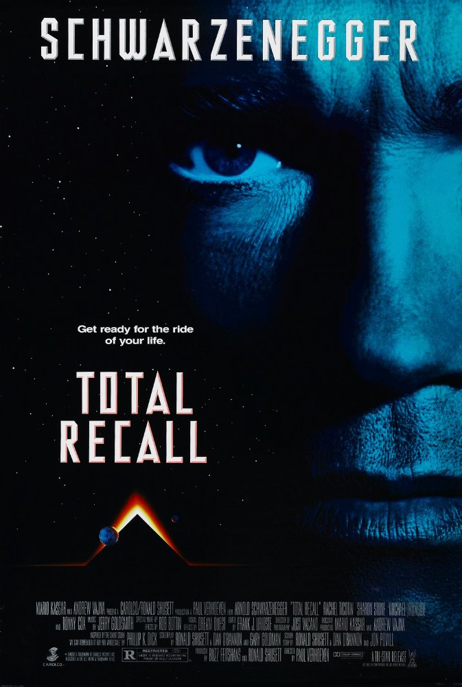 Total Recall - 1990